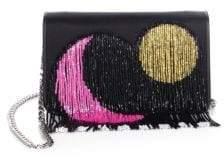 Les Petits Joueurs Ginny Sole E Luna Shoulder Bag