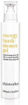 This Works Energy Bank Shower Gel, 4.0 oz./ 250 mL