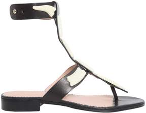 RED Valentino Snake Sandals