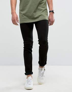 Loyalty And Faith Manor Skinny Fit Jeans in Black