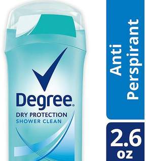 Degree Women Antiperspirant Deodorant Stick Shower Clean