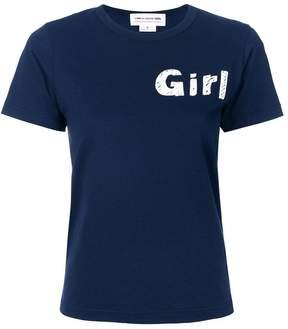 Comme des Garcons logo T-shirt