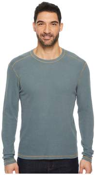 Agave Denim Buoy Long Sleeve Thermal Shirt Men's Long Sleeve Pullover