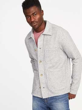 Old Navy Soft-Washed Fleece Chore Jacket for Men