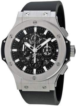 Hublot Big Bang Aero Bang Steel Black Dial Automatic Men's Watch