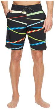 VISSLA Chop Sticks Four-Way Stretch Boardshorts 20 Men's Swimwear