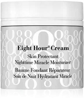 Elizabeth Arden Eight Hour Cream Skin Protectant Nighttime Miracle Moisturizer, 1.7 oz