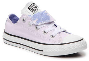 Converse Chuck Taylor All Star Double Tongue Toddler & Youth Sneaker - Girl's