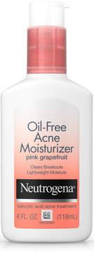 Neutrogena Oil Free Acne Moisturizer
