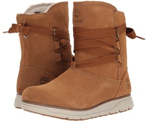 Timberland Leighland Pull-On Waterproof Boot Women's Waterproof Boots