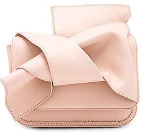 No. 21 Bow Shoulder Bag in Blush.