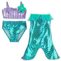 Disney Ariel Swimwear Set for Girls