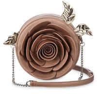 Disney Beauty and the Beast Enchanted Rose Crossbody Bag - Danielle Nicole