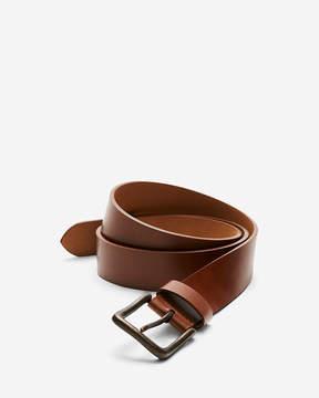 Express Genuine Leather Belt