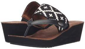Acorn ArtWalk Leather Wedge