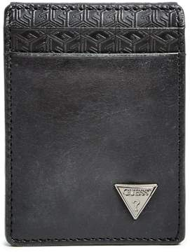 GUESS Men's Emil G-Cube Card Case