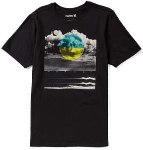 Hurley Vortex Short-Sleeve Premium Graphic T-Shirt