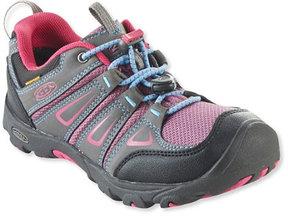 L.L. Bean Kids' Keen Oakridge Waterproof Shoes, Low