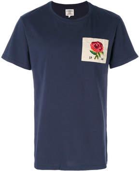 Kent & Curwen rose T-shirt