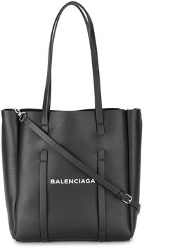 Balenciaga Black leather Everyday Tote S