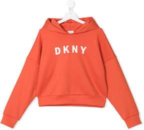 DKNY TEEN branded hoodie