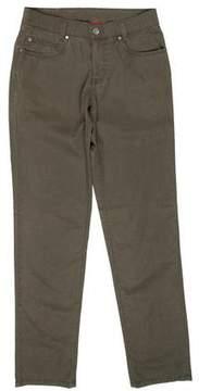 Hiltl Flat Front Skinny Pants