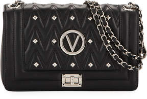 Mario Valentino Valentino By Alice Sauvage Studded Shoulder Bag