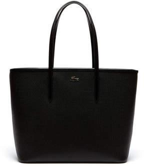 Lacoste Women's Chantaco Piqu Leather Tote Bag