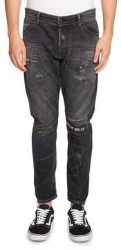 Marcelo Burlon County of Milan Gothic Surfer Anti-Fit Jeans