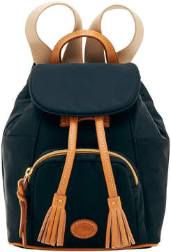 Dooney & Bourke Miramar Small Murphy Backpack - BLACK - STYLE