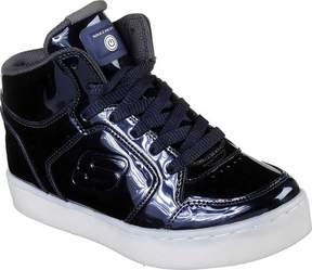 Skechers S Lights Energy Lights Eliptic High Top Sneaker (Children's)