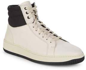 Frye Men's Wythe Leather High-Top Sneakers