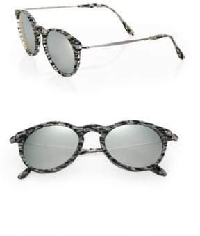 Kyme 48MM Oval Sunglasses