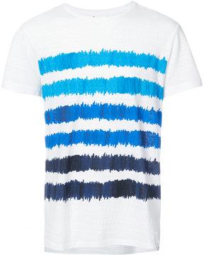 Orlebar Brown Sammy painted stripe T-shirt