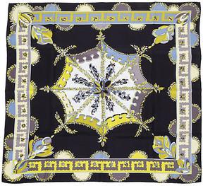 One Kings Lane Vintage Emilio Pucci Silk Paisley Scarf - Vintage Lux