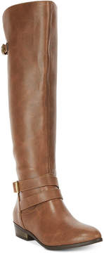 Material Girl Carleigh Tall Riding Boots, Created for Macy's Women's Shoes