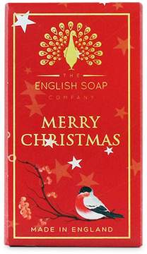 Smallflower Merry Christmas Soap by The English Soap Company (200g Soap)