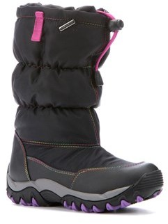 Geox Girls' Junior Alaska Boot.