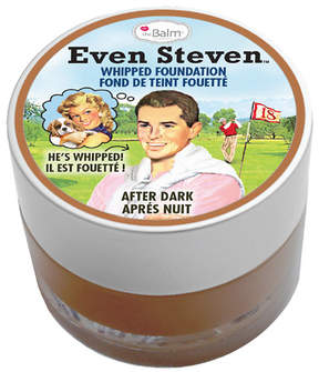 TheBalm Even Steven Whipped Foundation After Dark