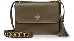 Tory Burch Brooke Leccio Leather Shoulder Bag - ONE COLOR - STYLE