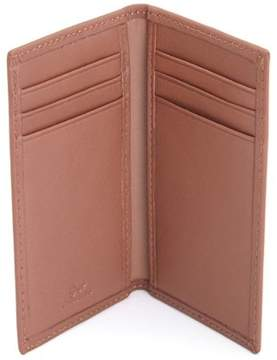 Royce Leather Royce RFID Blocking Genuine Leather Credit Card Case Wallet