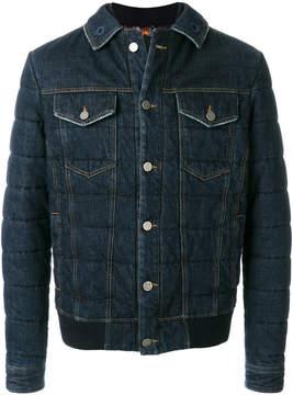 Frankie Morello classic denim jacket