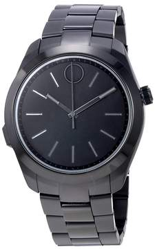 Movado Mobado Bold Motion Black IP Stainless Steel Men's Watch