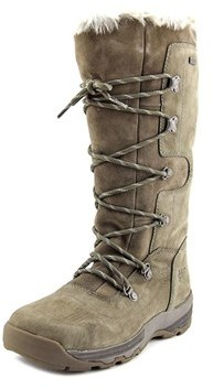 Caterpillar Devlin Women Round Toe Leather Winter Boot.