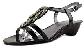Karen Scott Womens Clemm Open Toe Casual Slingback Sandals.