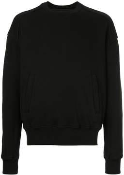 Juun.J plain sweatshirt