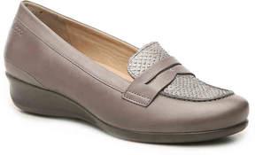 Ecco Abelone Wedge Loafer - Women's