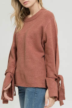 Blu Pepper Crew Neck Sweater