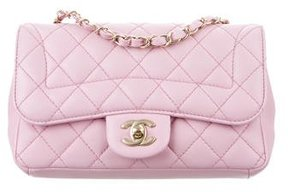 Chanel 2015 Quilted Diana Flap Bag