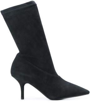 Yeezy heeled boots